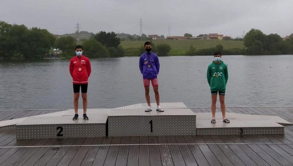 El Club Piragüismo El Sella se proclama Campeón de Asturias Jóvenes Promesas por equipos