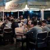 Polonia reabre las terrazas de restaurantes y cafeterías tras 7 meses de cierre por la pandemia de coronavirus
