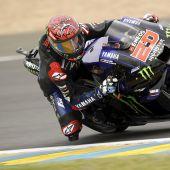 El piloto francés, Fabio Quartararo