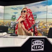 Bibiana Fernández: ''Cuando llegué allí quería cantar, bailar, estaba ilusionada''