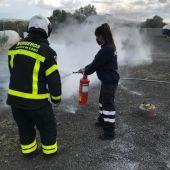 Una veintena de nuevos voluntarios de Protección Civil de Chiclana superan el curso de formación básica