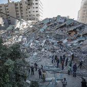 El Ejército israelí ataca el domicilio del máximo responsable de Hamás en la Franja de Gaza