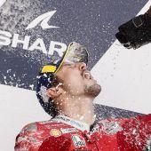 """Segunda victoria consecutiva de Miller, en una carrera """"por descarte"""""""