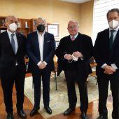 El presidente de la Cámara de Gijón es optimista sobre la celebración de la Feria de Muestras