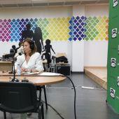 La consejera de Servicios Públicos, Natalia Chueca, ha pasado por los micrófonos de MD1 Zaragoza, aprovechando su visita al CTRUZ