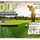"""El Ayuntamiento y 'Socugolf' presentan el """"V Open de Golf Villa de Socuéllamos"""""""