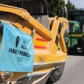 Esta batería de movilizaciones convocadas por el Círculo por el Agua se ha realizado de forma simultánea en múltiples municipios regados por el acueducto de la Región de Murcia y Almería