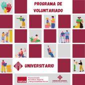 La UCLM prepara su programa de voluntariado universitario y llama a la implicación de las entidades regionales