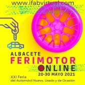 Vuelve Ferimotor a Albacete del 20 al 30 de mayo con nueva plataforma digital