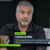 Carlos Alsina revela la verdad sobre la cancelación de la entrevista con Espinosa de los Monteros