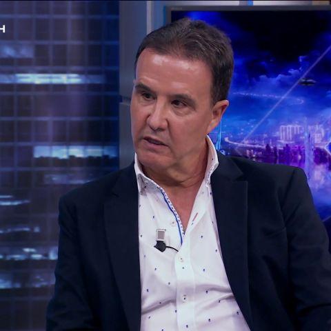 """De la Morena en El Hormiguero: """"Soy de izquierdas pero voté a Ayuso"""""""