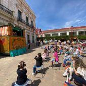 Continúa con éxito el V Festival Los Títeres del Hidalgo