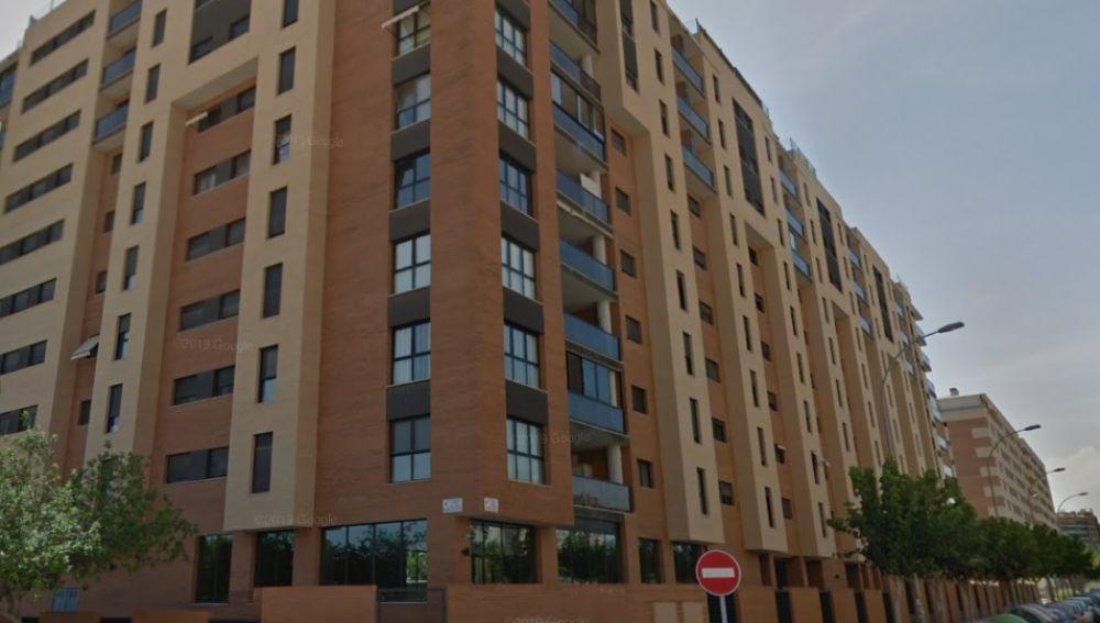 Viviendas en el PAU-1 de Alicante