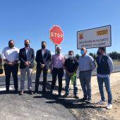 Además de la mejora de esta vía, la Diputación Provincial de Alicante ha ejecutado el drenaje de la CV-923 que va desde Arneva a la Comunidad de Murcia
