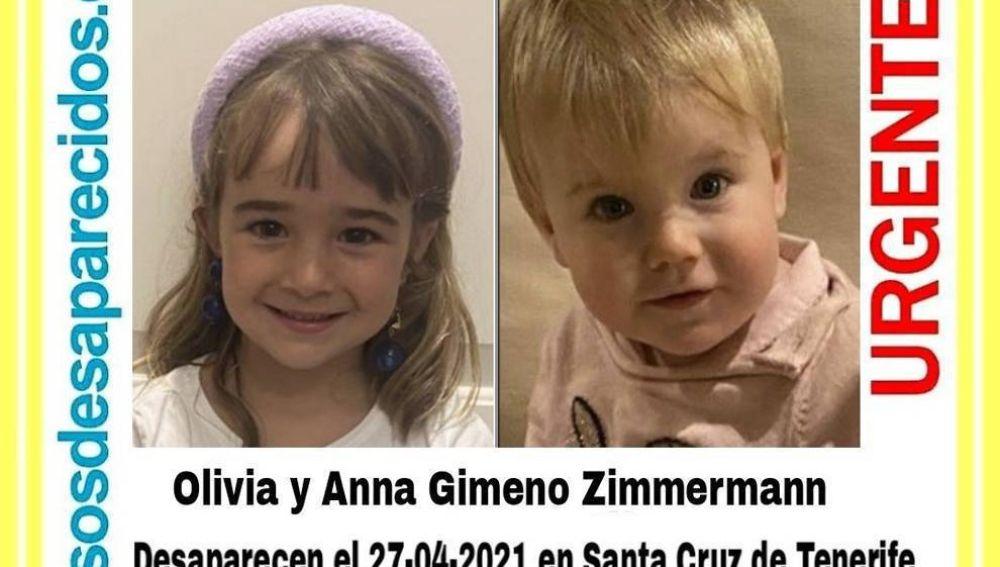 Así avanza la investigación sobre la desaparición de las niñas de Tenerife y estas son las principales claves del caso