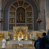 Vila-real conmemora el día del patrón sin fiestas en la calle