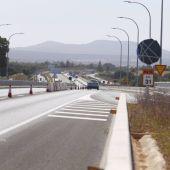 Desdoblamiento de la carretera que une Llucmajor con Campos.