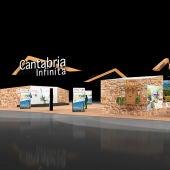 Stand de Cantabria en FITUR