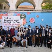 Presentación Festival Iberoamericano del Siglo de Oro. Clásicos en Alcalá