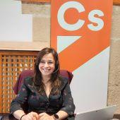 Gemma Villaroel de Ciudadanos León