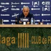 Pellicer anuncia su marcha del Málaga CF