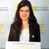 """Sara Isabel Santa Aguilar gana el VI Premio de Investigación Cervantista """"José María Casasayas"""""""