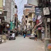 Imagen de Katmandú tomada por Sebas Álvaro