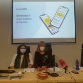 Amaia Palacios, responsable de la Tesorería General de la Seguridad Social en el País Vasco