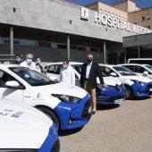 Renuevan la flota de vehículos de la Gerencia del Área Integrada de Cuenca