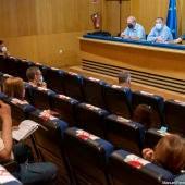 Cádiz presenta a los colegios la propuesta del Programa de Deporte Escolar para el próximo curso