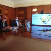Presentación de Import@ss en la Subdelegación del Gobierno