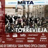 Hablamos con Francisco Lafuente Pte. Club ciclista de Torrevieja y Emilio Rogel, hgerente de Optica Chantal, patrocinador