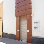 La nueva sala de estudios de San Fernando, en una foto de archivo
