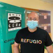 Juan Carlos Lorenzo Coordinador de CEAR en Canarias