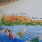Murales llenos de color y reconocimientos para las calles de Albacete