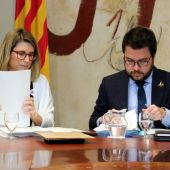 Aragonès ultima su govern sin Elsa Artadi
