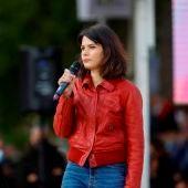 Isa Serra, portavoz de Podemos.