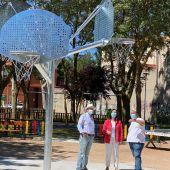 El Parque Lopezosa presenta una imagen completamente renovada