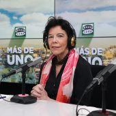 Isabel Celaá en Onda Cero