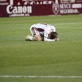 Imagen del jugador del Albacete Balompié, Álvaro Jiménez.