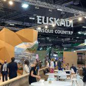 Stand de Euskadi en Fitur