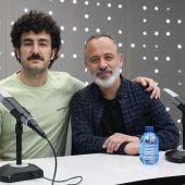 Javier Gutiérrez y Miki Esparbé presentan en Más de uno 'Reyes de la noche'