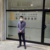 Fang Ji, presidente de la Asociación de Chinos de Baleares