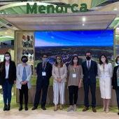 Susana Mora ha reivindicado las potencialidades de la isla como destino turístico.