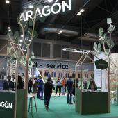 Stand de Aragón en Fitur 2021