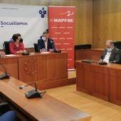 Ayuntamiento, Afymos y Fundación Mapfre firman un convenio a tres bandas
