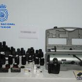 Dos detenidos por un robo en una tienda de electrónica de Alcázar de San Juan