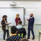 Manuel Baltar clausura a 7ª Semana Escolar das Letras Galegas