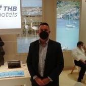 Juan Carlos Miralles, director comercial de THB Hotels