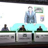 VÍDEO Revive el especial de El Transistor en Badajoz con José Ramón de la Morena
